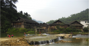 Proposal for Bridge in Da Yang Village